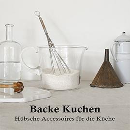 Hübsche Accessoires für die Küche