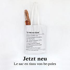 Le Sac en Tissu von Be Poles