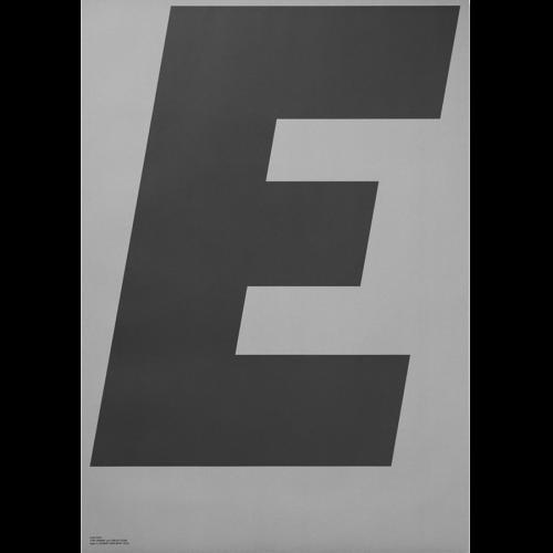 GREY Poster - E
