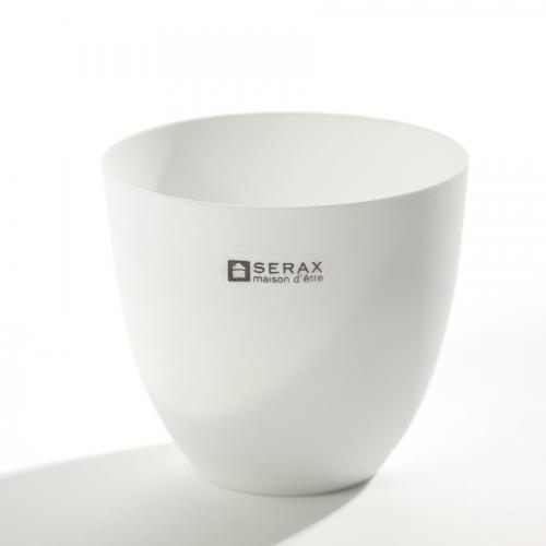 Teelicht aus hauchdünnem Porzellan