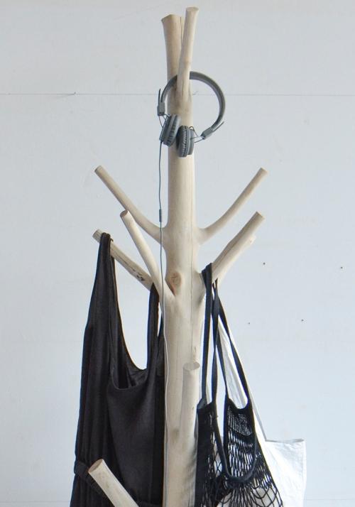garderobenst nder aus mangoholz heimelig shop. Black Bedroom Furniture Sets. Home Design Ideas