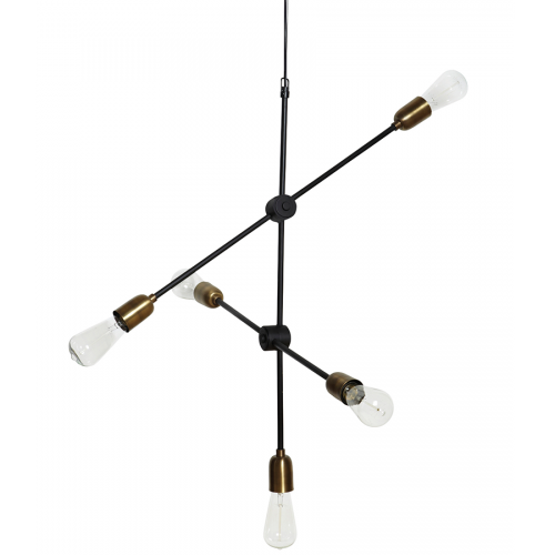 Adjustable lamp - MOLECULAR Modell 1