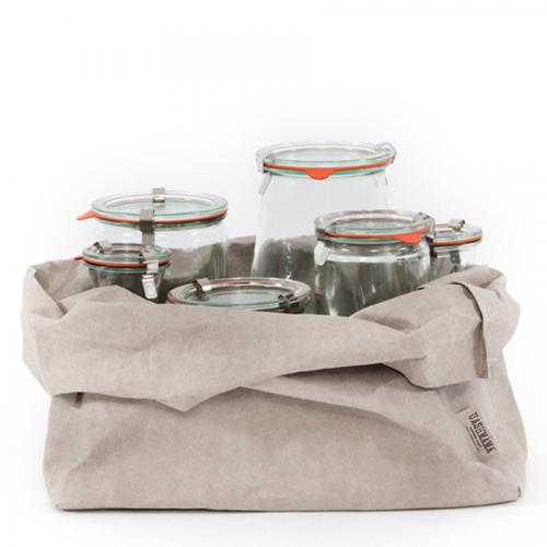 ALLE FARBEN - Waschbare Papiertasche - VASSOIO