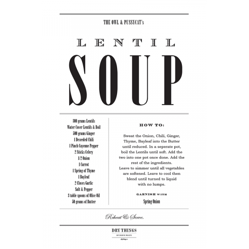 Poster - SOUP