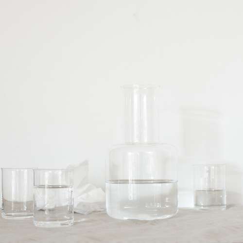 PONY drinking glass set- Design by Carina Seth Andersson