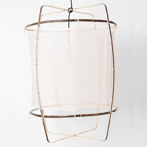 Z1 Silk-Cashmere lamp - Ay Illuminate