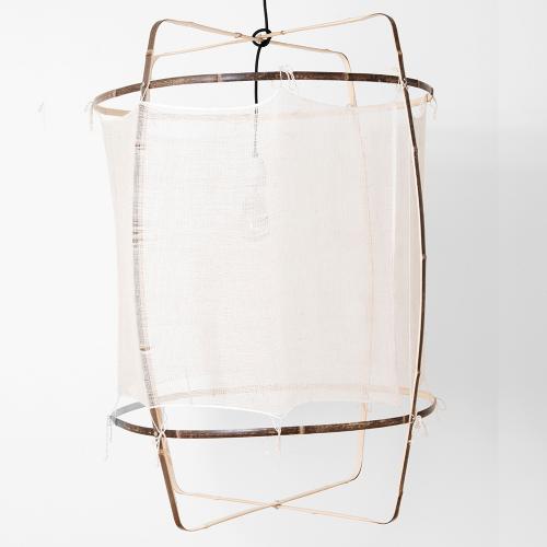 Z1 Silk-Cashmere lamp - Ay Illuminate