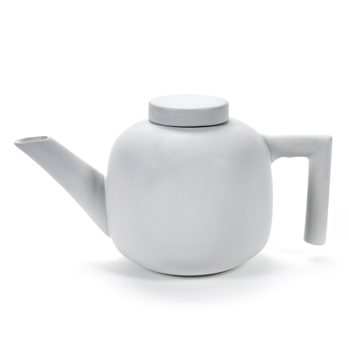 Teapot white DAILY BEGINNINGS - Catherine Lovatt for Serax