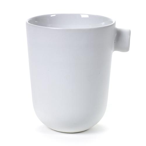 Kaffeetasse weiß DAILY BEGINNINGS - Catherine Lovatt für Serax