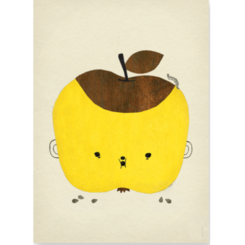 Poster - APPLE PAPPLE
