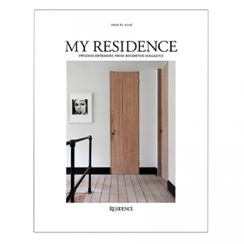Interior book - My Residence by Swedish Residence Magazine
