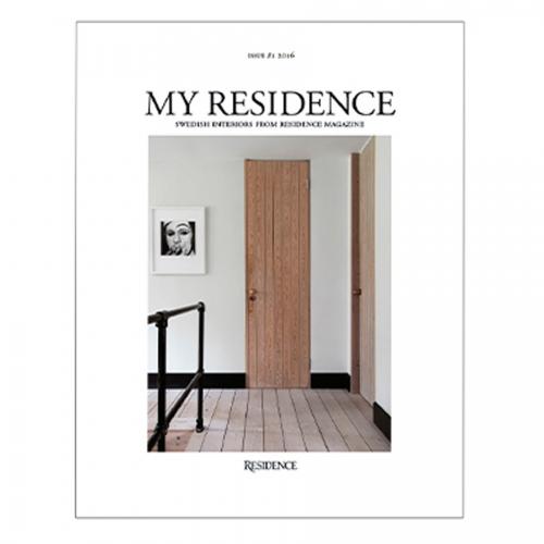 Interior Buch - My Residence by Swedish Residence Magazine