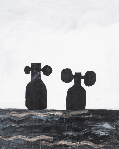 Kunstdruck LAST URN Emilia Ilke - Hommage Carina Seth Andersson