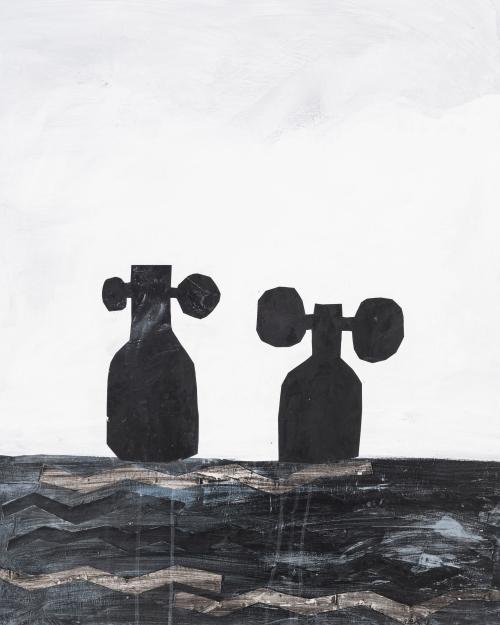 Artprint LAST URN Emilia Ilke - Hommage Carina Seth Andersson